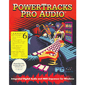 Power Tracks Power Pak Plus (Windows)