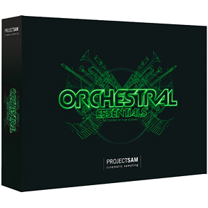 ProjectSAM Orchestral Essentials Sounds for Film, TV & Video Games
