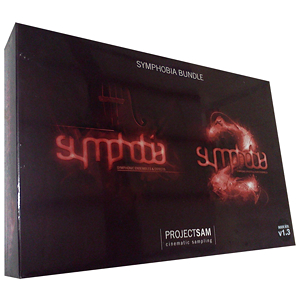 ProjectSAM Symphobia Pack (Vol. 1 & 2) Sounds for Film, TV & Video Games