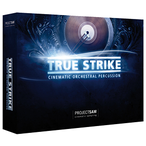 ProjectSAM TrueStrike Orchestral Percussion Sounds for Film, TV & Video Games