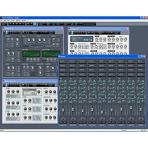 Synapse Audio Orion Platinum - Complete Virtual Studio Software