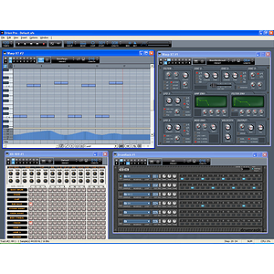 Synapse Audio Orion Pro - Complete Virtual Studio Software
