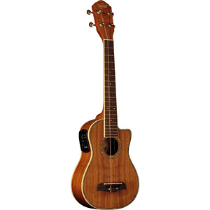 Oscar Schmidt OU5LCE Acoustic-Electric Concert Ukulele
