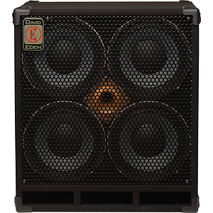Eden D410XST8 1000 Watt Bass Guitar Speaker Cabinet