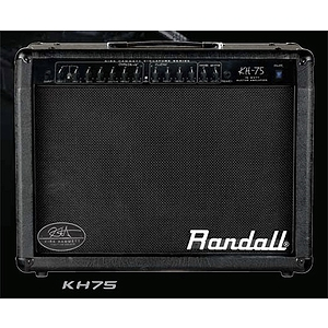 Randall KH75 Kirk Hammett Signature Series 75-watt Guitar Combo Amplifier