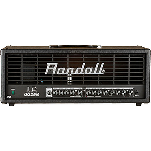 Randall RH150G3PLUS 150-watt Guitar Amplifier Head
