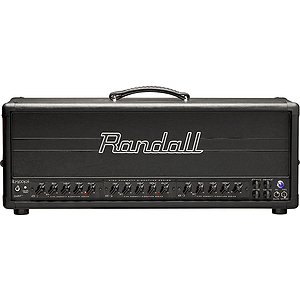 Randall RM100KH Kirk Hammett Signature Series 100-watt Guitar Tube Amplifier Head