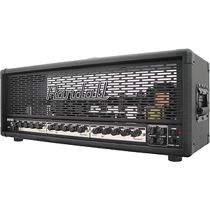 Randall RM100M2 MTS Series 100-Watt Modular Guitar Tube Amplifier Head - w/ Blackface, Plexi and XTC Preamps