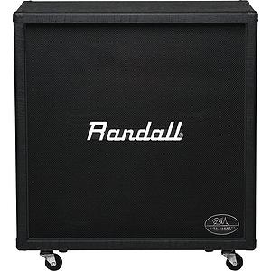 Randall RS412KHX Kirk Hammett Signature Series 4 x 12 Guitar Speaker Cabinet - 270W RMS