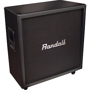 Randall RS412XC 320-Watt 4x12 Guitar Speaker Cabinet