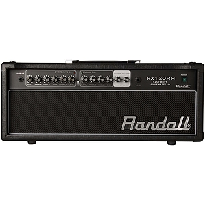 Randall RX120RH 120-watt Guitar Amplifier Head