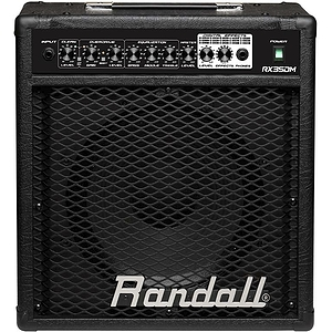 Randall RX35BM 35-Watt Bass Guitar Combo Amplifier