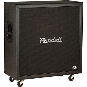 Randall RX412 200-watt 4x12 Guitar Speaker Cabinet