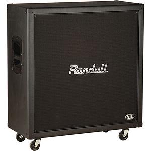 Randall RX412 200-watt 4x12 Guitar Speaker Cabinet