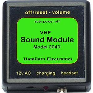 Hamilton Electronics Headphone Converter From Wired to Wireless (receiver only)