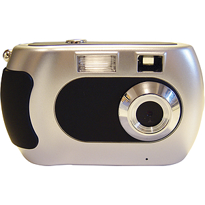 Hamilton Electronics Digital Camera, 1.3 Mega Pix with Flash