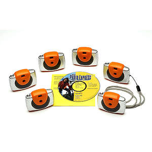 Camera Explorer Kit, Six Cameras, CD ROM, Curriculum Guide, Nylon Carry Case