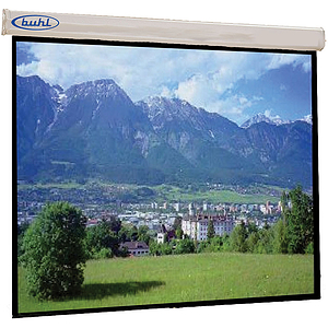 "Buhl Innsbruck Electric Screen 96""X96"""