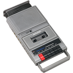 Cassette Player, 4 Station, 2 Watts