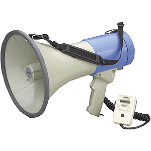 Hamilton Electronics MM9 Mighty Mike Megaphone with Mic