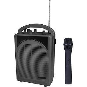 Hamilton Electronics Portable PA system - 20 watt