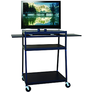 Buhl Wide Body Flat Panel TV Cart