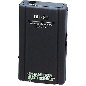 Hamilton Electronics Component, wireless mic, belt pack transmitter only