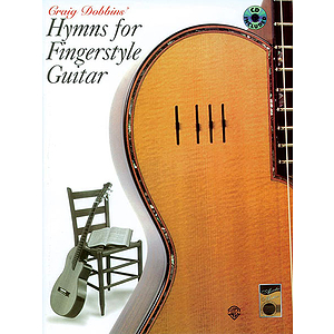 Hymns For Fingerstyle Guitar BK/CD