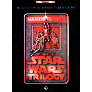 Star Wars Trilogy Special Edition  Music From (Clarinet)