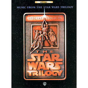 Star Wars Trilogy Special Edition  Music From (Alto Sax)