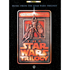 Star Wars Trilogy Special Edition  Music From (Trumpet)