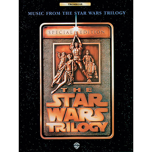 Star Wars Trilogy Special Edition  Music From (Trombone)