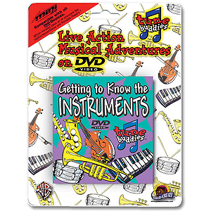 Getting To Know The Instruments Tune Buddies (DVD)