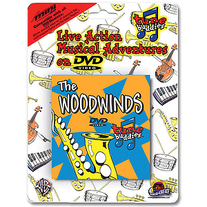 Woodwinds Tune Buddies (DVD)