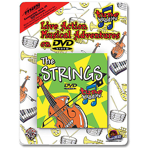 Strings Tune Buddies (DVD)