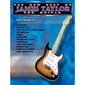 James Taylor - New Best Of James Taylor For Guitar
