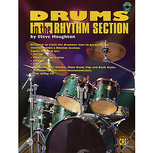Drums In The Rhythm Section CD Included