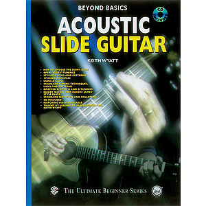 Acoustic Slide Guitar Beyand Basics CD Included