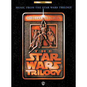 Star Wars Trilogy Special Edition  Music From (Violin)