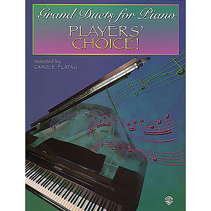 Player's Choice For Grand Piano Duets (Collection)