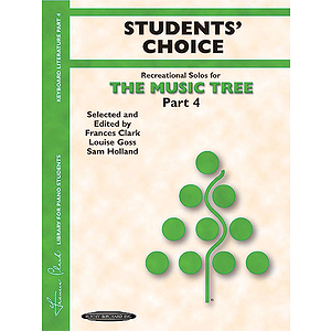 Music Tree Part 4 Student&#039;s Choice