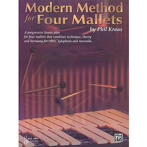 Modern Method For Four Mallets