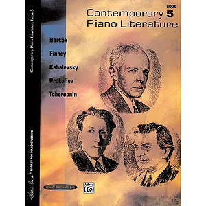 Contemporary Piano Literature Book 5