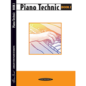 Piano Technic Book 2