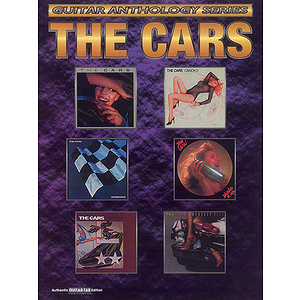 Cars - Guitar Anthology Series