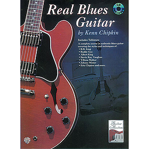 Real Blues Guitar BK/CD