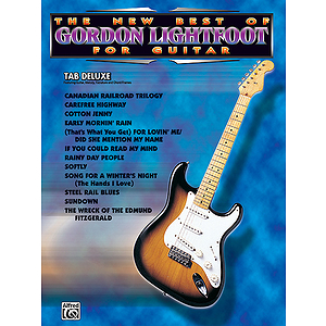 Gordon Lightfoot - New Best Of For Easy Guitar