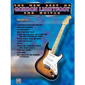 Gordon Lightfoot - New Best Of For Easy Guitar