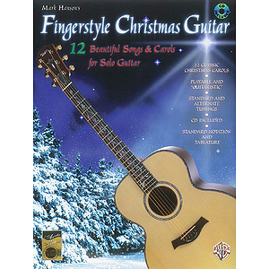 Fingerstyle Christmas Guitar Collection CD Included