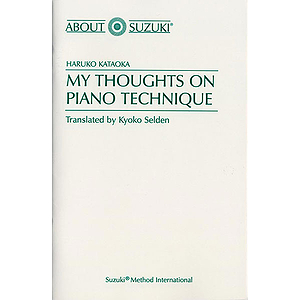 My Thoughts On Piano Technique